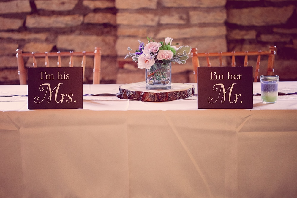 Wedding Floor Plan: Head Table or Sweetheart Table